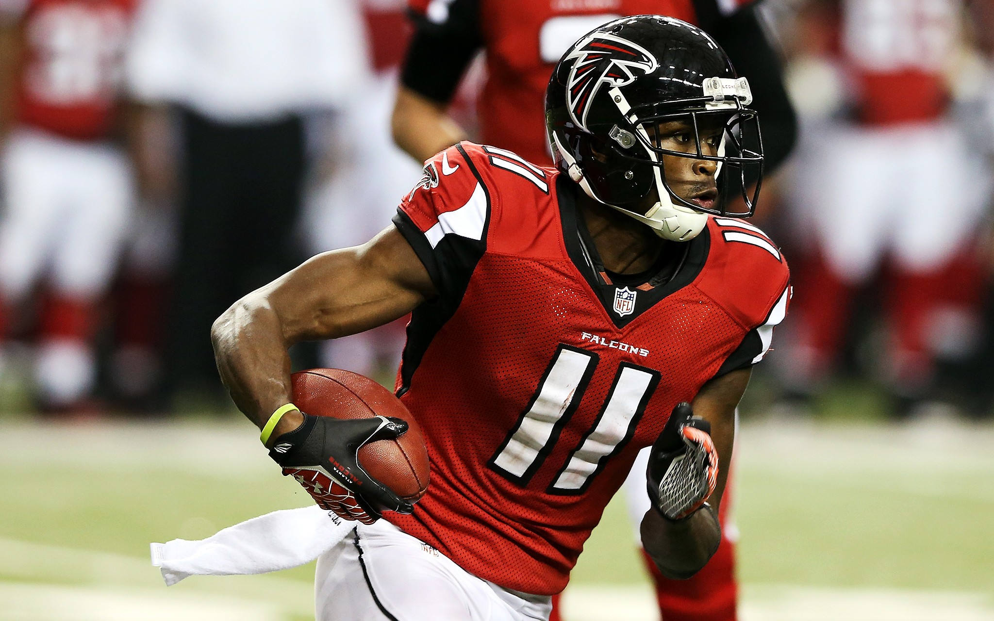 Julio Jones falcons top 10