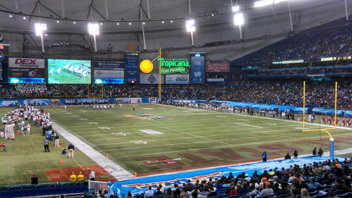 st petersburg bowl