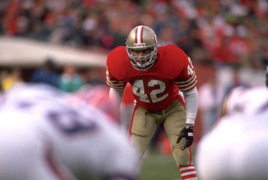 San Francisco 49ers Ronnie Lott